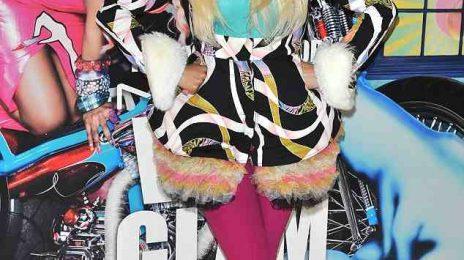 Hot Shots: Nicki Minaj Launches 'Lip Glass' In London