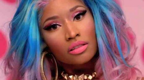 Watch: Nicki Minaj Soars With 'Save Me'