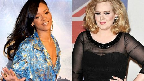 Chart Check (Digital Divas):  Adele Lands High With 'SkyFall' As Ke$ha & Rihanna Fall