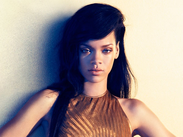 Watch: Rihanna Takes Only Girl In The World To Baku
