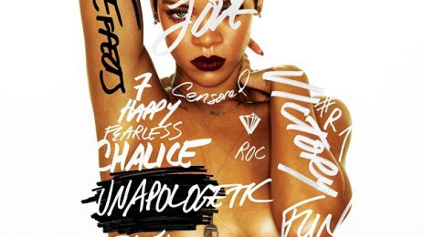 #Unapologetic: Rihanna Readies 'Interactive Experience' For New Album