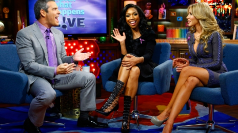 Watch: Brandy Drops By Bravo's 'Watch What Happens'