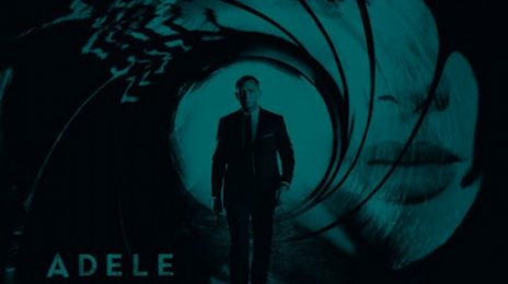 Adele Previews James Bond Theme 'Skyfall'