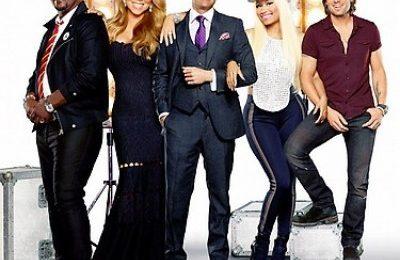 Hot Shots: Mariah Carey & Nicki Minaj Pose Together In New 'American Idol' Promo