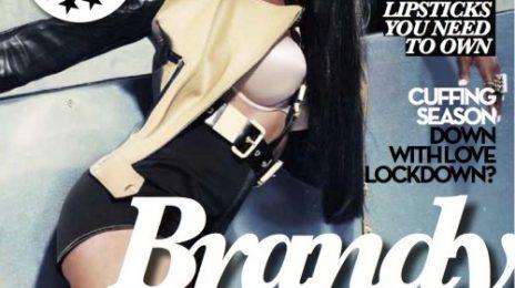 Hot Shot: Brandy Covers VIBE Vixen