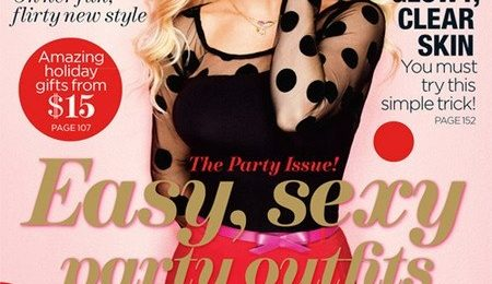 Hot Shots:  Lucky Magazine Issues Apology For Ill-Received Britney Spears Cover