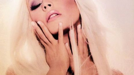 Hot Shot: Christina Aguilera Blossoms In New 'Lotus' Promo