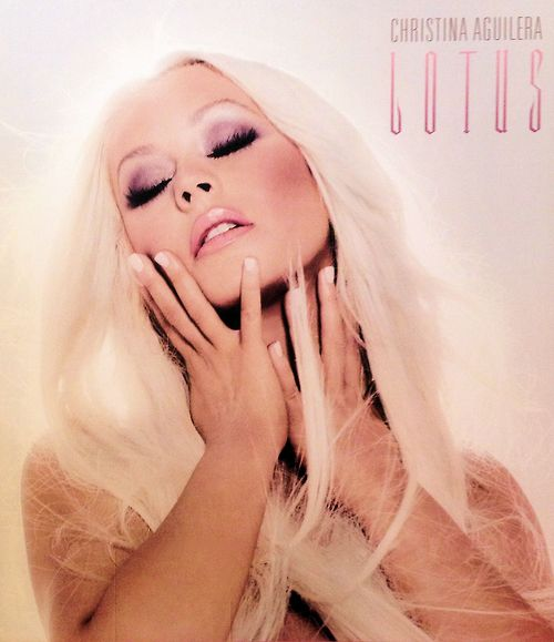 christina aguilera lotus promo 21 New Song: Christina Aguilera   Blank Page