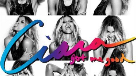 Ciara Unveils 'Got Me Good' Single Cover