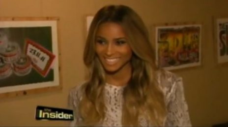 Ciara Talks To 'The Insider'