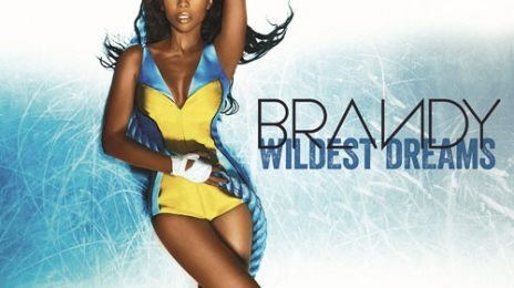 Behind the Scenes:  Brandy's Studio Sessions For 'Wildest Dreams'