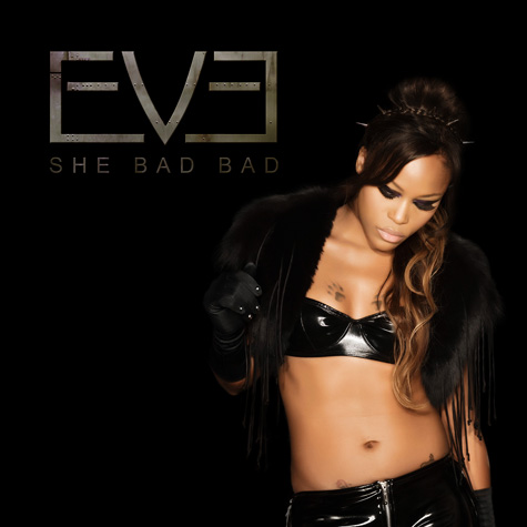 eve she bad bad cover thatgrapejuice Eve Announces New Single She Bad Bad / Unveils Cover