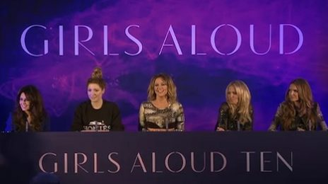 They're Back! Girls Aloud Announce 'Ten' - New Album & Tour