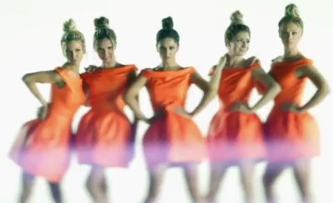 girls aloud something new video New Video: Girls Aloud   Something New