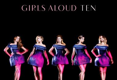 Girls Aloud Unveil 'Ten' Cover & Tracklisting