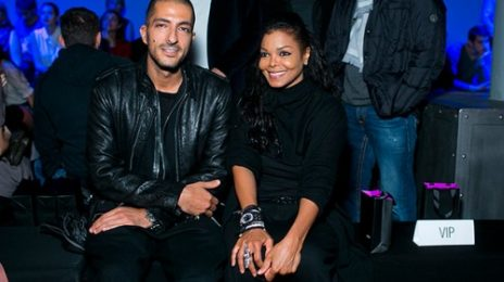 Hot Shots: Janet Jackson & Wissam Hit Russian Fashion Show