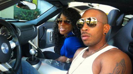 Hot Shot: Kelly Rowland Glows On Ludacris' 'Representin' Set