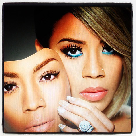keyshia cole woman to woman Hot Shot: Keyshia Cole Shares Woman To Woman Cover