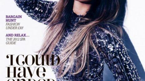 Leona Lewis Goes Goth Glam For 'Fabulous'