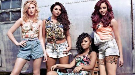 Little Mix Rock 'X Factor Australia' / Perform 'DNA' Acoustic