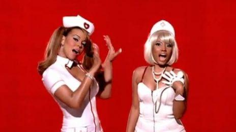 "Video: Nicki Minaj & Mariah Carey Clash ""Cancels"" American Idol Audition"