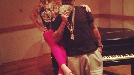 Hot Shot: Mariah Carey Reunites With The-Dream