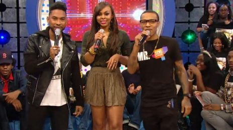 Watch: Miguel Swings By '106 & Park'