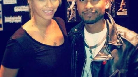 Hot Shot: Beyonce Hits Studio With...Miguel