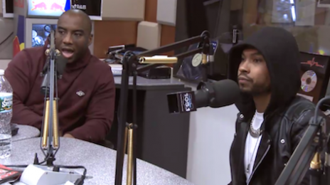 Miguel Gets Grilled On 'The Breakfast Club'