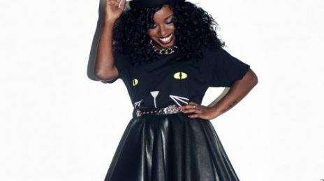 Announcement: Misha B Comes To That Grape Juice's 'The Splash' / Preview Rihanna 'Diamonds' Cover