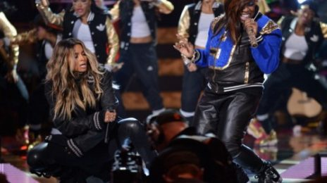 Hot Shots: Ciara, Missy Elliott & Brandy Bring It At BET Black Girls Rock 2012