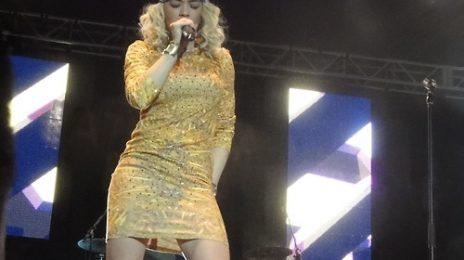 Hot Shots: Rita Ora Shines Bright At 'Atlanta Pride Festival'