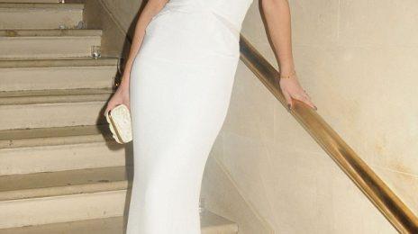 Hot Shots: Rita Ora Looks Sharp For Bergdorf Goodman