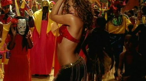 From The Vault: Shakira - 'Hips Don't Lie (ft. Wyclef Jean)'