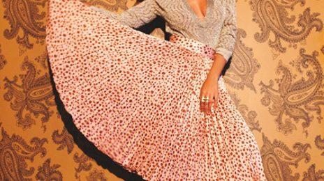Hot Shot: Solange Sparkles In New Promo Pics