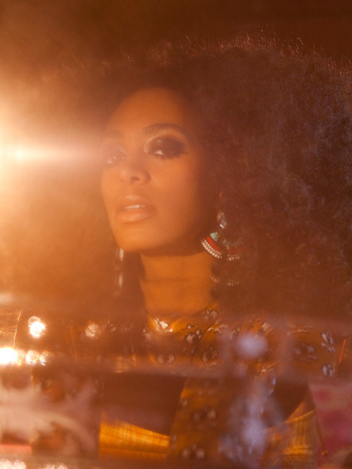 solange promo 2012 6 Hot Shot: Solange Sparkles In New Promo Pics