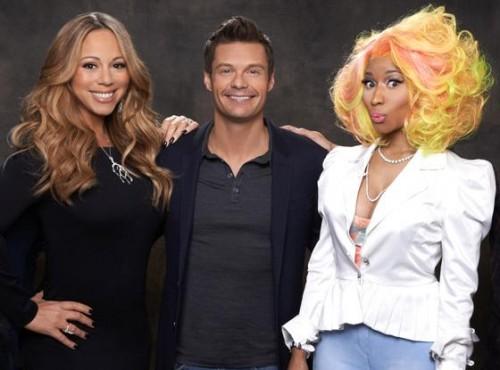 thatgrapejuice mariah nicki minaj idol e1349368132124 Meow: Nicki Minaj Continues To Slam Mariah Carey Over American Idol Drama