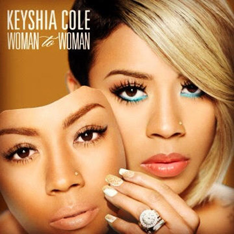 woman to woman keyshia cole Keyshia Cole Unwraps Woman to Woman Tracklisting