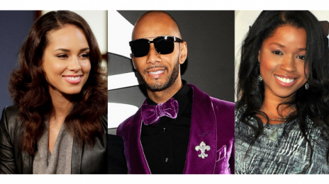 "Mashonda Tells Alicia Keys: ""Swizz & I Were Together"""