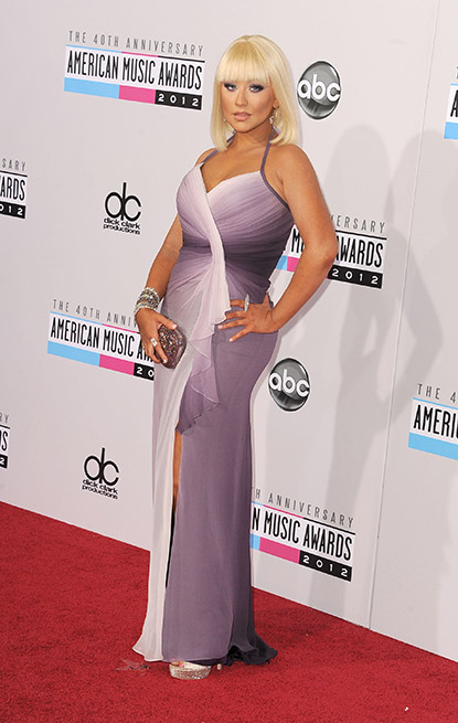 156665552 415px American Music Awards 2012: Red Carpet