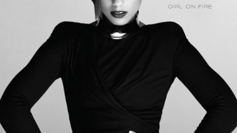 Vote To Win:  Alicia Keys' 'Girl On Fire' Album