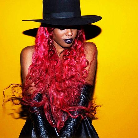 Azealia+Banks+PNG Azealia Banks Cites Beyonce As Classy Inspiration