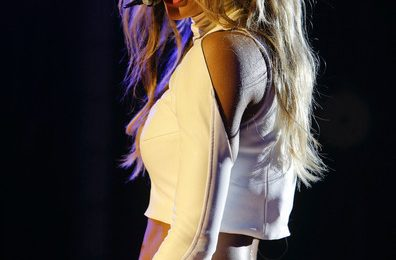 Watch:  Ciara Wows With L.A. Concert
