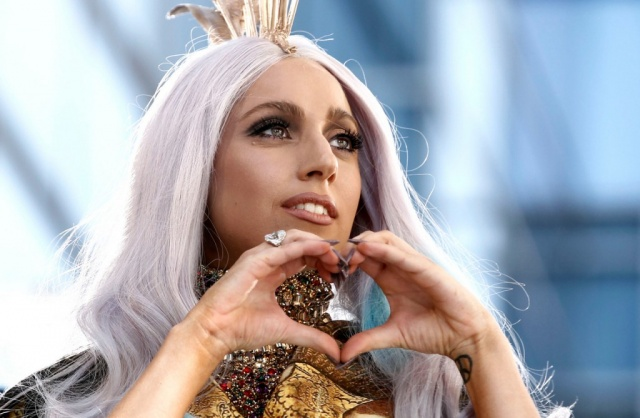 Lady GaGa TGJuice Lady GaGa Donates $1 Million To Hurricane Sandy Relief Fund