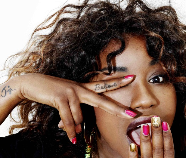 MISHA B THAT GRAPE JUICE SHE IS DIVA Must See: Misha B Takes Home Run To 2012 MOBO Awards
