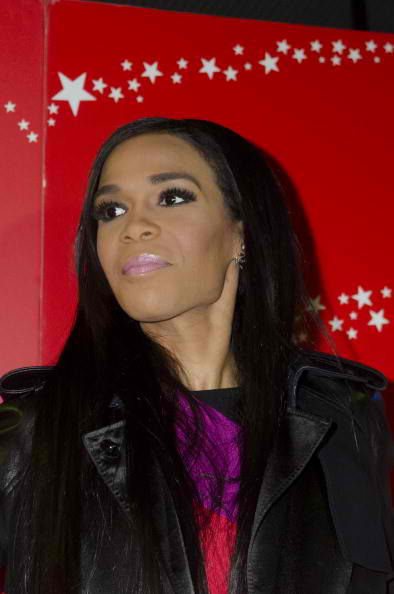MW4 Michelle Williams Performs At Macys Festive Holiday Window Unveiling