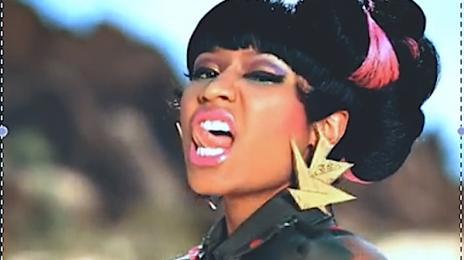 New Song: Nicki Minaj - 'Up In Flames'