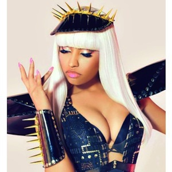 NICKI MINAJ SHE IS DIVA THAT GRAPE JUICE PINK FRIDAY