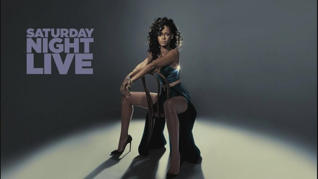 RIHANNA SNL Watch: Rihanna Shines On The SNL Stage *Updated*