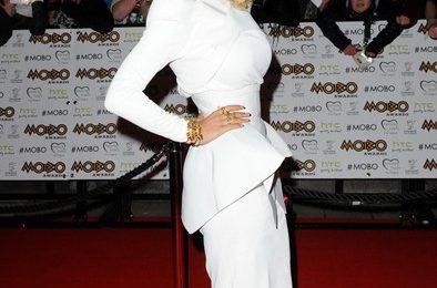 Hot Shots: Rita Ora Turns Heads At MOBO Awards 2012